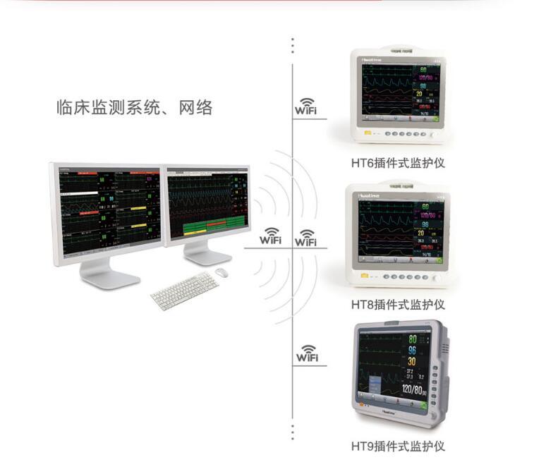 中央监护系统